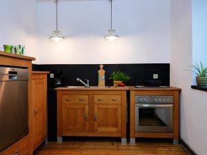 Über Kopf Küche