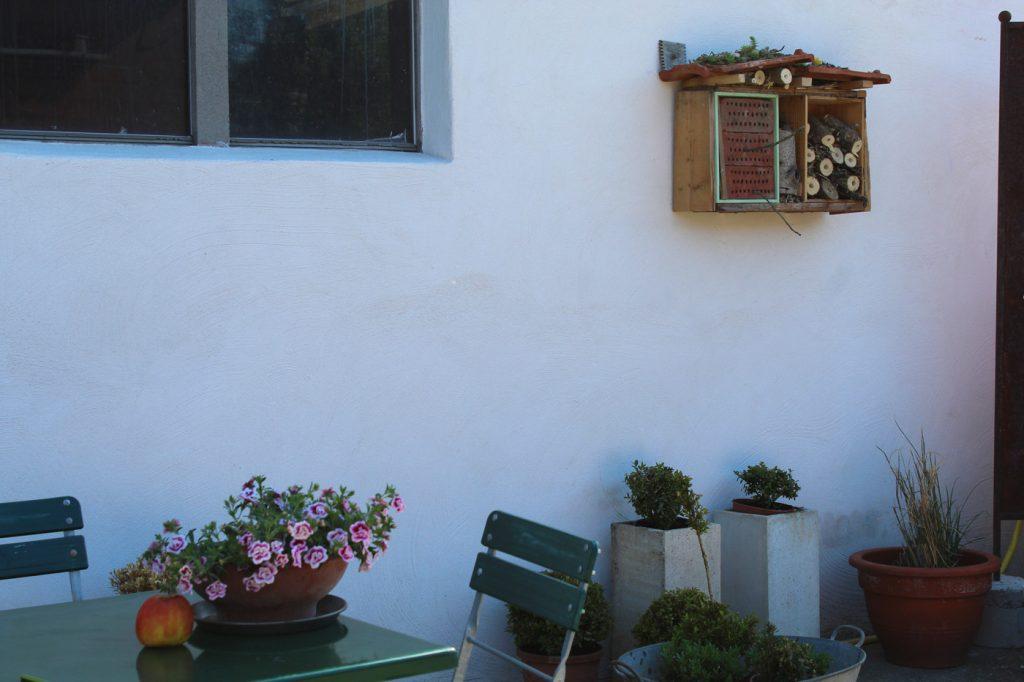 Insekten Hotel - Gäste Projekt